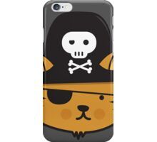 Pirate Cat - Jumpy Icon Series iPhone Case/Skin