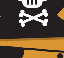 Pirate Cat - Jumpy Icon Series Sticker