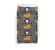Pirate Cat - Jumpy Icon Series Duvet Cover