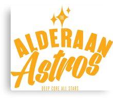 Alderaan Astros Canvas Print