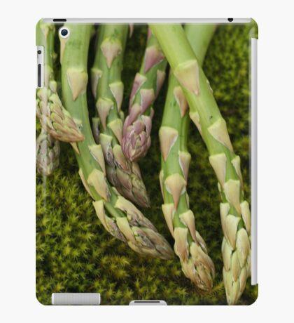 Moss and Asparagus iPad Case/Skin