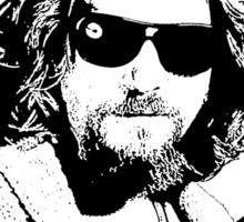 The Dude Abides - The Big Lebowski Sticker