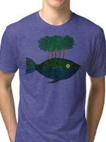 This Island Earth Tri-blend T-Shirt