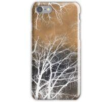 inverted tress iPhone Case/Skin