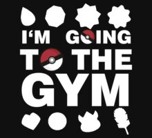 My gym by Blankness
