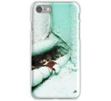 { Corners: where the walls meet #04 } iPhone Case/Skin