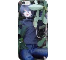 Lounging  iPhone Case/Skin
