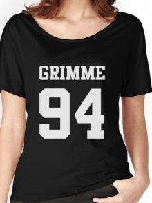 CHRISTINA GRIMMIE Women's Relaxed Fit T-Shirt