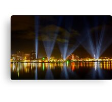 DARK MOFO - More Articulated Intersect Canvas Print