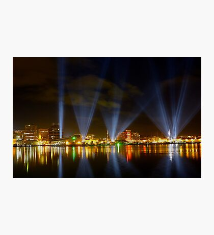 DARK MOFO - More Articulated Intersect Photographic Print