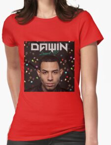 dawin Womens Fitted T-Shirt