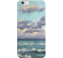 Sunset at Middle Rock Beach iPhone Case/Skin