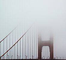 Golden Gate Bridge © by Ethna Gillespie