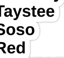 OITNB Names Sticker