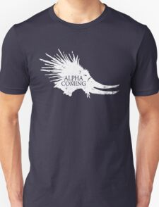 Alpha is Coming T-Shirt