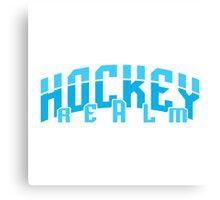 Hockey Realm Canvas Print