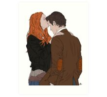 The Eleventh Hour Art Print