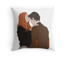The Eleventh Hour Throw Pillow