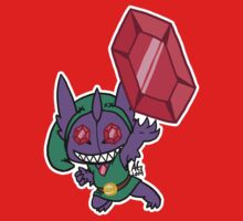 Mega Sableye by gtooth