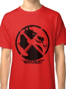 Mortal Kombat X - Who's Next? Classic T-Shirt