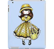 GiraSoL Dollie iPad Case/Skin
