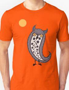 Paisley Owl T-Shirt