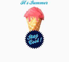 Ice Cream Summer Unisex T-Shirt
