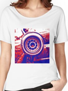 1962 Ford Thunderbird Tail Light Women's Relaxed Fit T-Shirt