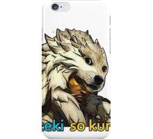 Hanzo Doge iPhone Case/Skin