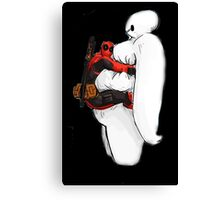 DeadPool cibby Canvas Print
