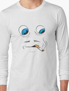 Smoking a Cigarette T-Shirt