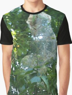 Webbed Tree Graphic T-Shirt
