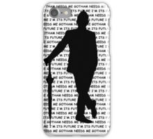 Oswald Cobblepot  iPhone Case/Skin