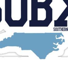 Crystal Coast - North Carolina. Sticker