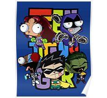 Teen Titans Gir! Poster