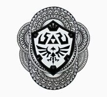 Mandala Hylian Shield Unisex T-Shirt