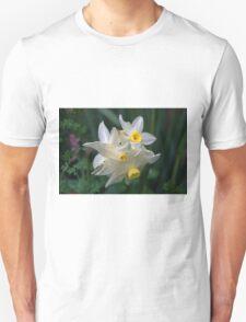 White Daffadills Unisex T-Shirt