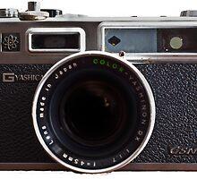 Yashica Electro 35mm Camera by JakeLovesPhoto