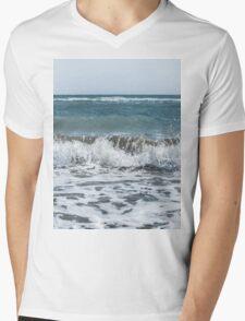 Scream Beach days  Mens V-Neck T-Shirt