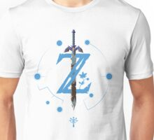 The Legend of Zelda: Breath of The Wild Print (1) Unisex T-Shirt