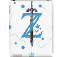The Legend of Zelda: Breath of The Wild Print (1) iPad Case/Skin
