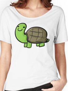 Cute Turtle Women's Relaxed Fit T-Shirt