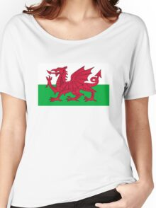 Wales Women's Relaxed Fit T-Shirt