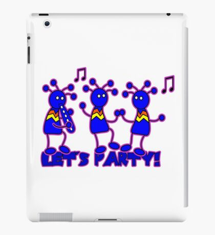Let's Party! iPad Case/Skin