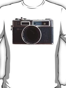 Yashica Electro 35mm Camera T-Shirt