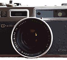 Yashica Electro 35mm Camera Version 2 by JakeLovesPhoto