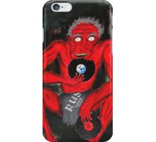 Music is food for the soul...EAT MORE MUSIC! iPhone Case/Skin