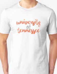 University of Tennessee Unisex T-Shirt