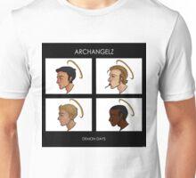 archangelz: demon days v1 Unisex T-Shirt