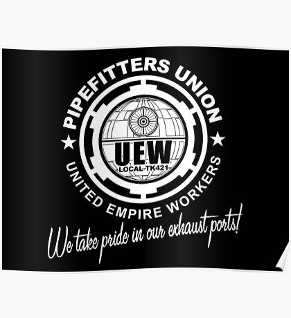United Empire Workers Union Poster